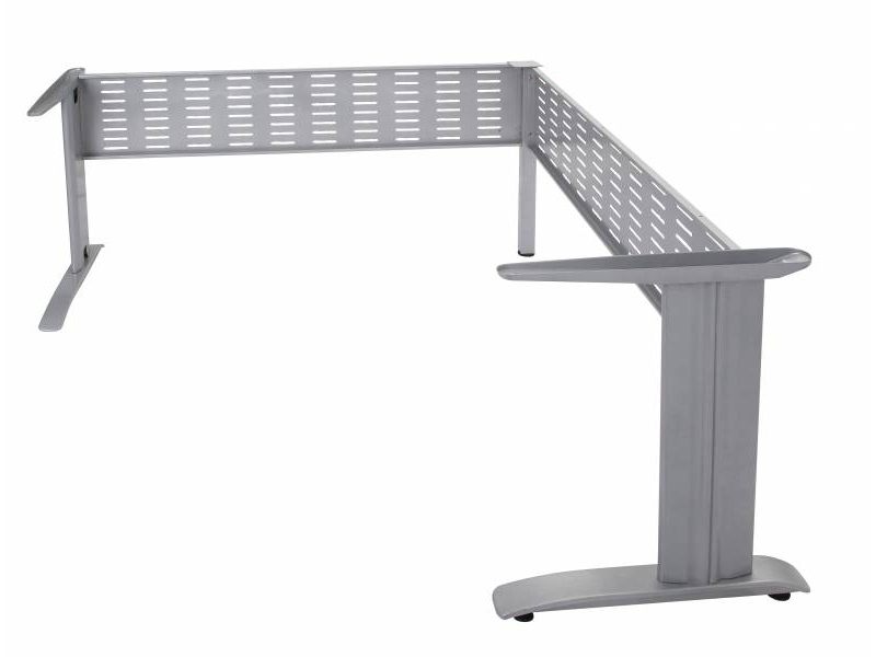 Corner Metal Workstation Frame - Span Range