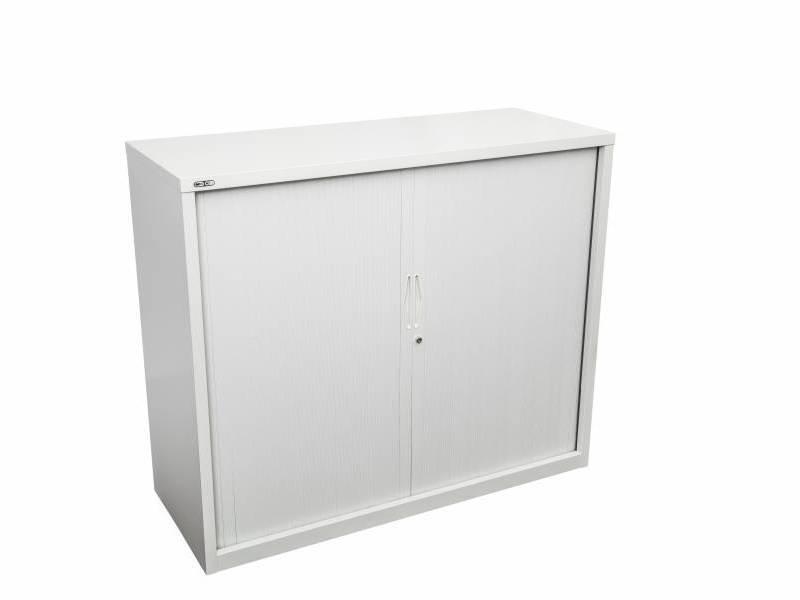 Tambour Door Cabinet- 1016/1200mm