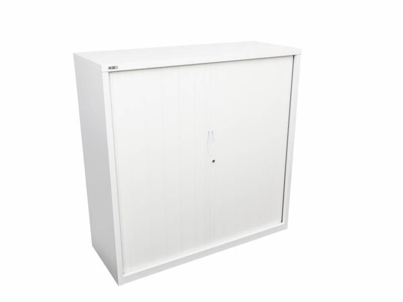 Tambour Door Cabinet- 1200/1200mm