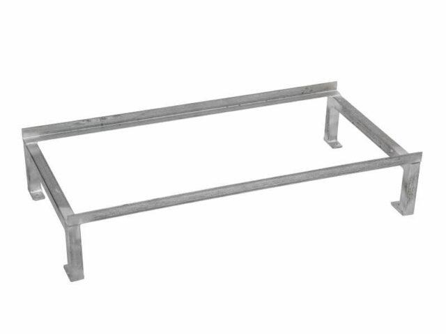 Locker- Galvanised Stand