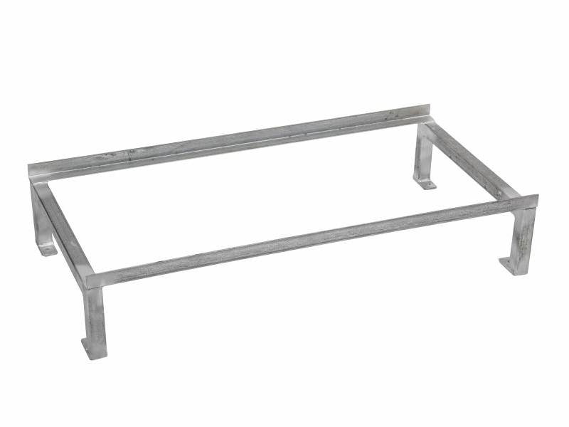 Locker- Galvanised Stand