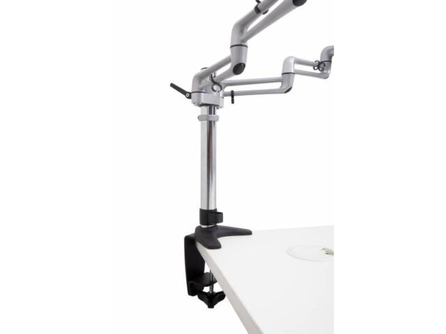 Monitor Arm Clamp
