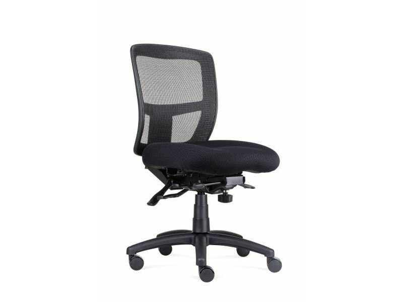 Ergo Mesh Operator Chair - Heavy Duty