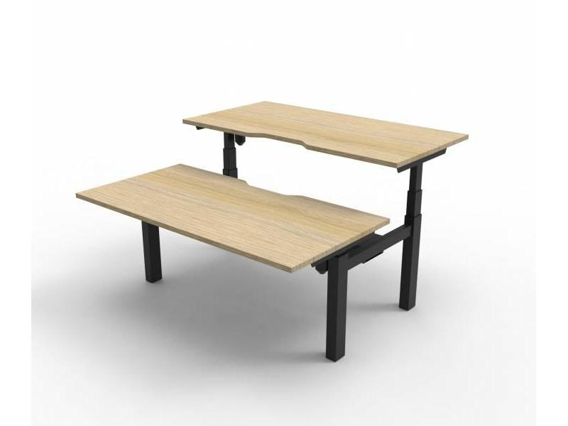 Paramount Electric Height Adj Desks 1800