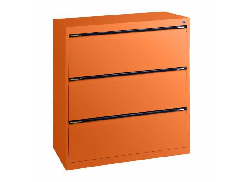 Statewide Lateral Filing cabinet - Three Drawer