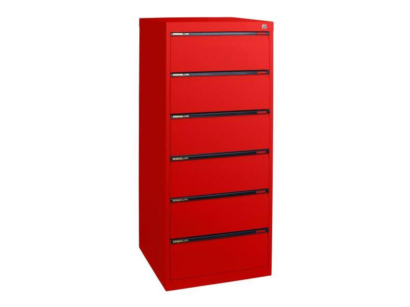 Statewide Card Cabinet - Six Drawer