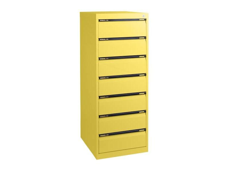 Statewide Card Cabinet - Seven Drawer