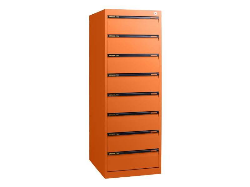 Statewide Card Cabinet - Eight Drawer