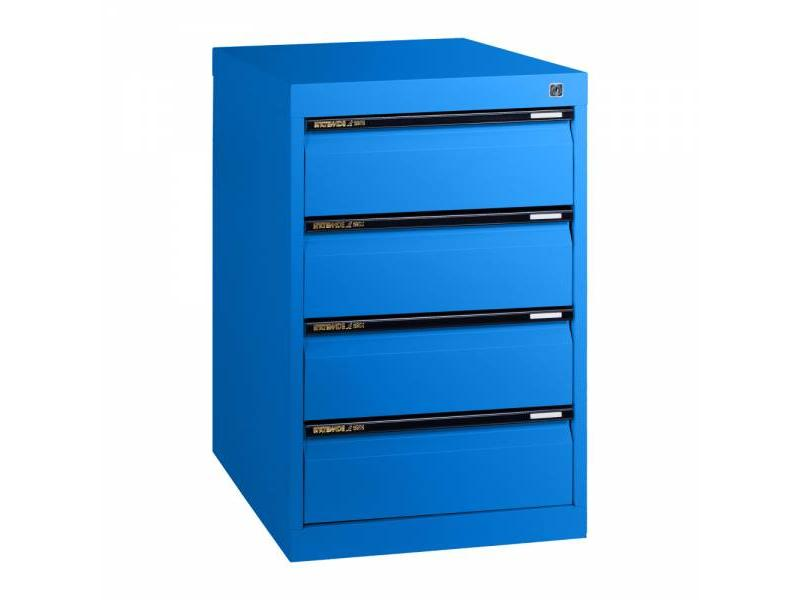 Statewide Card Cabinet - Four Drawer