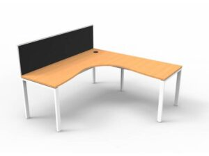 Infinity Profile Cnr Workstation with Screen Option