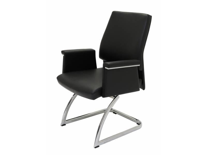 Pelle Executive Visitors Chair