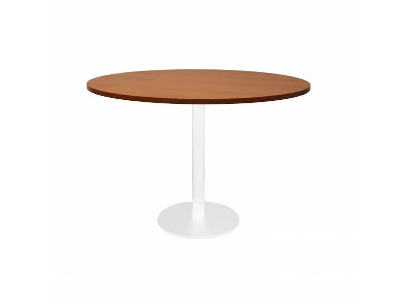 Disc Round Meeting Table 1200
