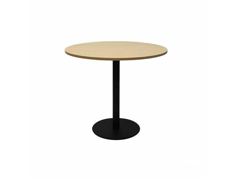 Disc Round Meeting Table 900
