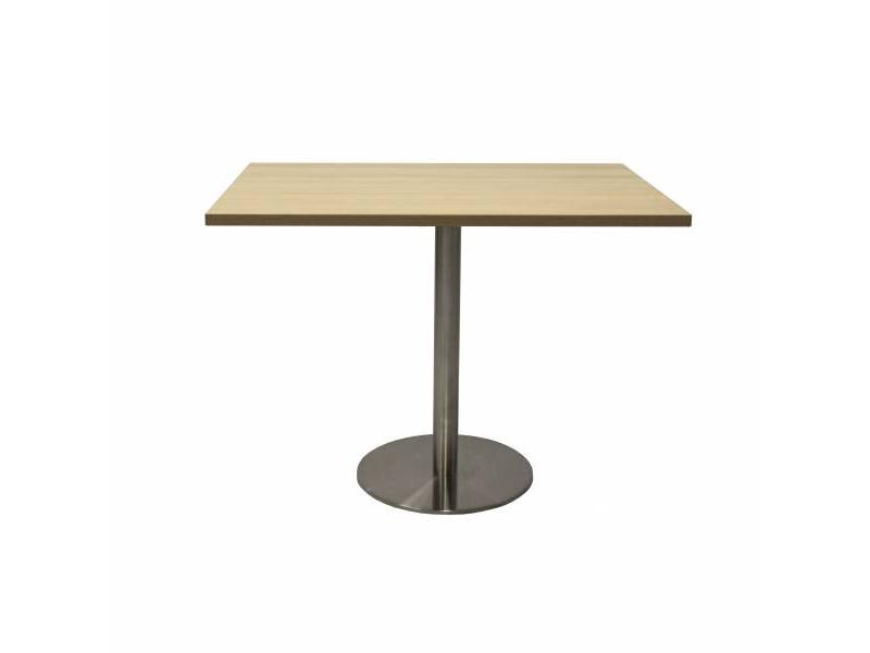 Disc Square Table 900